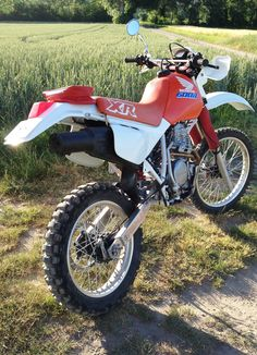 Honda 600XR 1990 renewed in 2015