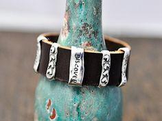 Discover, Strength & Vision Bracelet.  #bracelet #jewelry #cowgirljewelry #inspirationjewelry #handmadejewelry  islandcowgirl.com