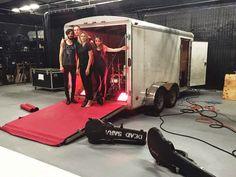 Hard Rock Band Dead Sara Shoots Music Video at CINEMILLS MEDIA CENTER