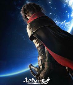Space Pirate Captain Harlock (movie 2013)