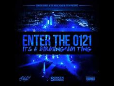 ENTER THE 0121 - ITS A BIRMINGHAM TING ! FULL SUNKEN SOUNDS MIXTAPE ( HI...