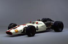 F1-Honda RA 300 from 1967