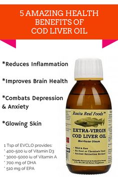 Benefits of cod liver oil vs fill oil. Fish oil supplements are rancid and can contain fillers like plastic.