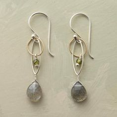 Olivetta Earrings