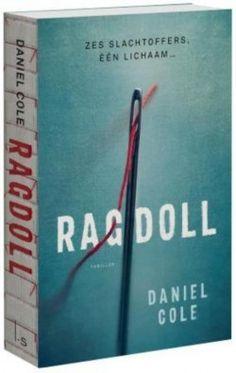 Ragdoll // Daniel Cole // ISBN: 9789024574988