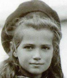 Grand Duchess Maria Romanov, 1907