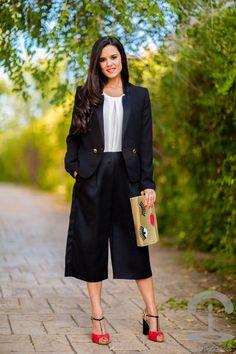 Culotte Pants Crimenes de la Moda