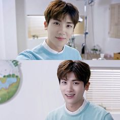 Super Cute Hyungsik ❤  Allette x Primera promotion