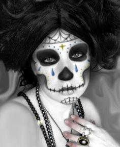 Halloween Makeup | DIY Halloween Makeup Recipes |