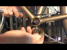 How To Overhaul A Bike Bottom Bracket - Remove/Clean/Install New Bearings