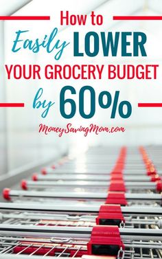Lower your grocery bill with these really simple tips!! This post is SO inspiring if you're looking to save money on groceries! #grocerybudget #saveongroceries #budgeting #frugallifestyle