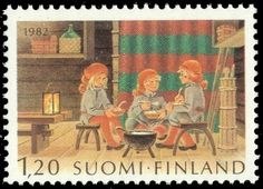 Category:Stamps of Finland, 1982 - Wikimedia Commons Good Old Times, Christmas Gnome, Stamp Collecting, Postage Stamps, Gnomes, Finland, Letter Boxes, Childhood, Pen Pals