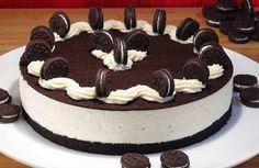 57 New ideas cheese cake senza cottura recipe Oreo Torta, Oreo Cake, Oreo Brownies, Vegan Cheesecake, Pumpkin Cheesecake, Sweet Recipes, Cake Recipes, Cheese Recipes, Cheese Cake Filling
