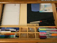 organized desk - Pesquisa Google
