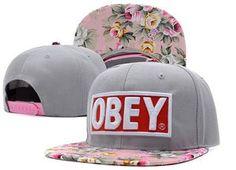 Nuevas Gorras OBEY Flores New Obey SWAG Cap  f7a7d6fe8fc