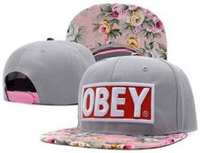 Nuevas Gorras OBEY Flores New Obey SWAG Cap | eBay