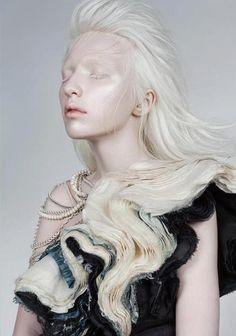 Photographer: Danil Golovkin  Stylist: Kseniya Berezovskaya  Model: Nastya Zhidkova - настя жидкова  Makeup: Larisa Khatmullina  Hair: Ekaterina Arkhipova