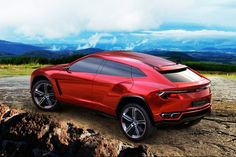 Lamborghini Urus: A Look at World's Most Anticipated SUV