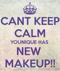 New make up for December 3 new splurge cream shadows. Can't keep calm YOUNIQUE… Younique Mascara, 3d Mascara, Younique Presenter, Makeup Younique, Makeup Cosmetics, Splurge Cream Shadow, 3d Fiber Lash Mascara, Fiber Lashes, Blush