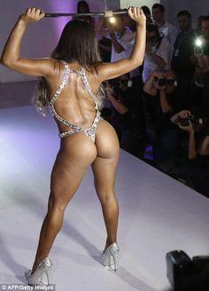 Pageants brazilian nudist girls