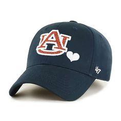 Auburn Tigers Super Pinstripe Adjustable Snapback Hat//Cap
