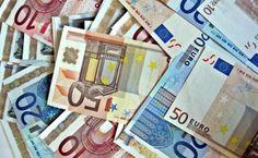 Pile of Euro Money