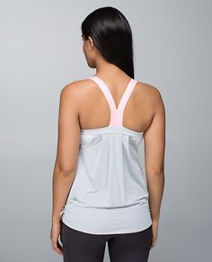 lululemon makes technical athletic clothes for yoga, running, working out, and most other sweaty pursuits. Tennis Tops, Rich Girl, Athletic Outfits, Physical Fitness, Basic Tank Top, Lululemon, Tank Tops, Lady, Box Jumps