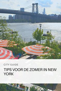 Wat te doen in New York op warme dagen? - Your Travel Guide New York Travel Guide, Usa Cities, Coney Island, Ultimate Travel, Summer Travel, Solo Travel, Brooklyn Bridge, North America, Traveling By Yourself