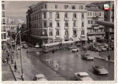 الترامواي في بيروت عام 1963... صباح الخير لكل لبناني Tramway in Beirut in 1963 ... Good Morning People of Leb