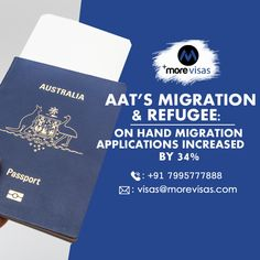 In their yearly report, the numbers show that the continued pressure on the Administrative Appeals Tribunal's (AAT's) Division of Migration and Refugee with a increase from the prior year in on hand applications Australia Immigration, Work In Australia, Yearly, Division, Hands