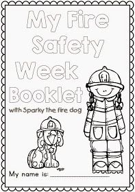 Fire Safety Week With Sparky The Dog