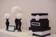 DIY- table corbeille nuptiale