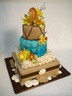 It's All About The Cake - Wedding Cakes