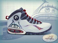 31b15dc5b367 Air Jordan 10  Air Wanted  Air Jordan Sneakers