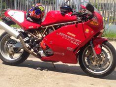 . Ducati 900ss, Ducati Supersport, Road Bikes, Motorbikes, Motorcycle, Cafe Racers, Vehicles, Fun Stuff, Piercings