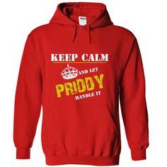 Let PRIDDY Handle It