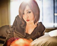 2NE1's Minzy