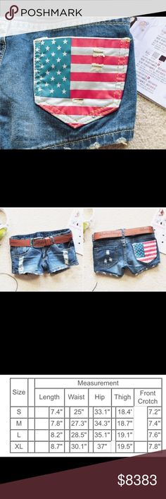 30% OFF BUNDLESCOMING SOON The Boom Shorts I'm offering 30% off 2 items or more. There's a $15 section at the bottom of my closet to help the discount kick inItem is new, direct from maker without store tags. Doesn't come with belt, yours is cuter anyways $30 Posh Garden Shorts Jean Shorts