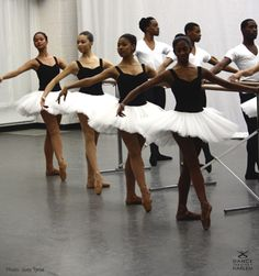 Dance Theatre of Harlem's National Audition Tour begins this weekend in Boston, Chicago and Memphis! http://www.dancetheatreofharlem.org/school/national-audition-tour Photo: Judy Tyrus