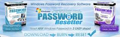 Windows password recovery tools are used to recover, or reset lost user and administrator passwords used to log on to Windows operating systems >>http://didanhi-didanhi.blogspot.com/2013/07/lost-windows-password.html