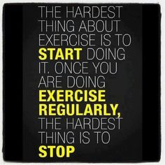 yes !  #exercise #thinspiration #fitness #health