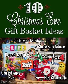 101 non toy christmas gifts christmas gifts toy and clutter 10 christmas eve gift ideas for kids negle Images