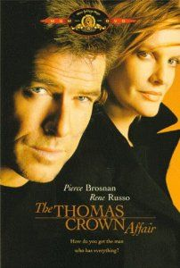 Amazon.com: The Thomas Crown Affair: Pierce Brosnan, Rene Russo, Denis Leary, Ben Gazzara, Frankie Faison, Fritz Weaver, Faye Dunaway, John ...