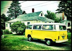 Peaks Island VWvan