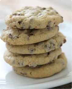 recipe image - einkorn flour chocolate chip cookies
