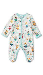 Sklep internetowy C&A | Piżamka z bawełny ekologicznej - kolor: wielokolorowy nadruk 39,90 zł