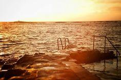 Summer felt too short.... #semester2016 #glommen #sunset #falkenberg #mindfulness #ocean #breeze #jvadkimm #sounds