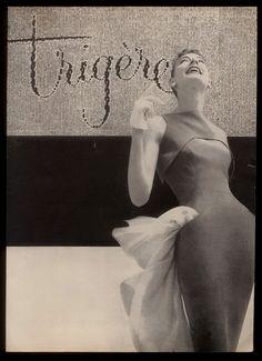 1955 Pauline Trigere