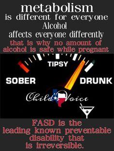 FASD Awareness Child's Voice