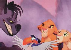 Outstanding facial expressions #lion #king #disney